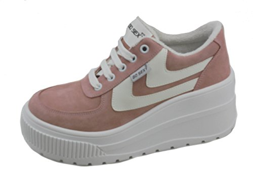 Sexy Sneakers Go Para Rosa Mujeres q1xaP