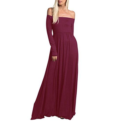 full length long sleeve dress - 9