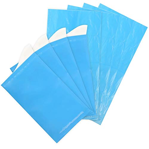 POPLAY 4 PCS Leakproof Disposable Urine Bag Portable Urine Holder Vomit Bags 600ml Travel Urinal Bag …