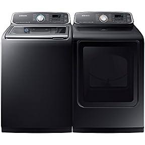 WA52M7750AV+DVE52M7750V Laundry Pair!