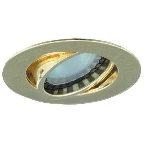 Elco Lighting E222B Mini MR11 Downlight with Diecast Aluminum Gimbal Ring ()
