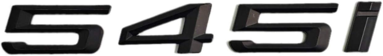 SUKRAGRAHA Replacement Model No 525i Rear 3D Sticker Emblem Badge for BMW 520i 525i 528i 530i 535i 545i