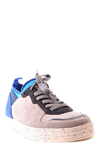 Hogan Homme MCBI148227O Gris Tissu Baskets