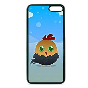 Case Fun Case Fun Black Rooster by DevilleART Snap-on Hard Back Case Cover for Amazon Fire Phone