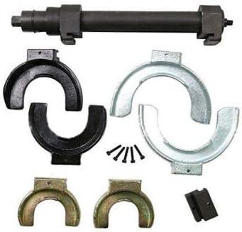Lizudian Interchangeable Fork Strut Coil Spring Compressor Extractor Tool Set