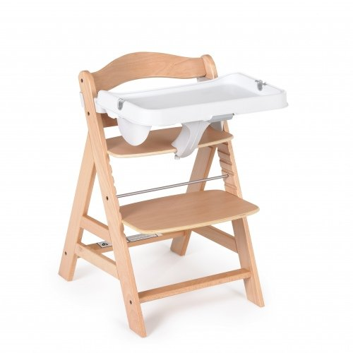 Hauck Alpha Tray for Hauck Alpha+, Beta+ and Gamma+ Highchairs - White 661871
