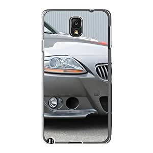 Durable Cases For The Galaxy Note3- Eco-friendly Retail Packaging(bmw Hamann Z4 M Roadster Front Section)