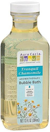 Aromatherapy Bubble Bath - Tranquil Chamomile 13 fl Ounce Liquid
