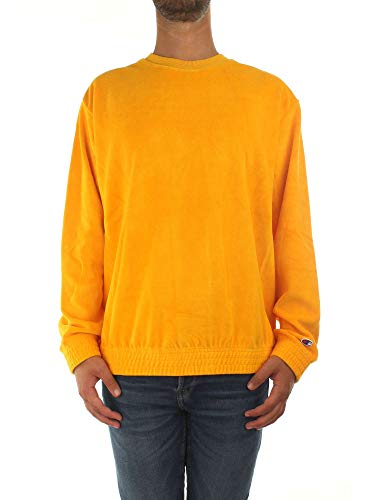 212395 Shirts Rw Sweat Champion Jaune Homme Wqxeqaipnv At nnIgq5rf