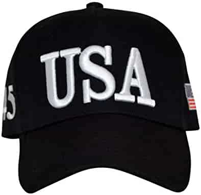 02e92860da418 Make America Great Again Donald Trump USA Cap Adjustable Baseball Hat