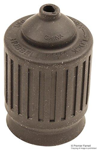 HBL7490V - Connector Accessory, Cover, HBL7465V & HBL7464V Midget Twist-Lock Plug Connectors, (Pack of 2) ()