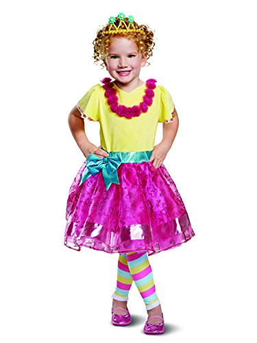 Disguise Nancy Deluxe Toddler Child Costume, Multi Color, Medium/(3T-4T) for $<!--$22.95-->