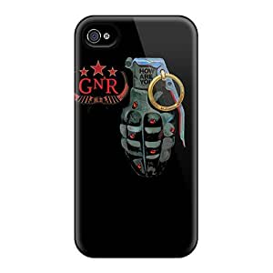 Scratch Resistant Hard Phone Case For Iphone 6 (tjl12515StTd) Support Personal Customs Lifelike Guns N Roses Series