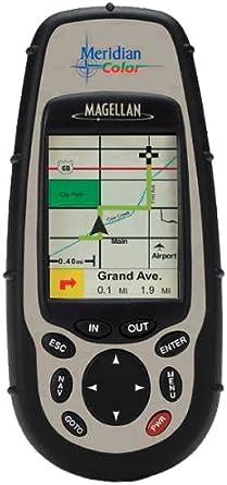 Magellan Meridian Pulgadas portátil GPS Navigator: Amazon.es ...
