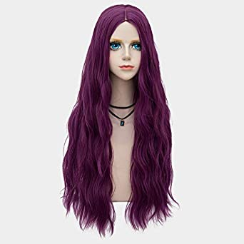 Probeauty Miracle /&Forest Lady Collection Heat Resistant Synthetic Wigs Long Curly Women Cosplay Wig