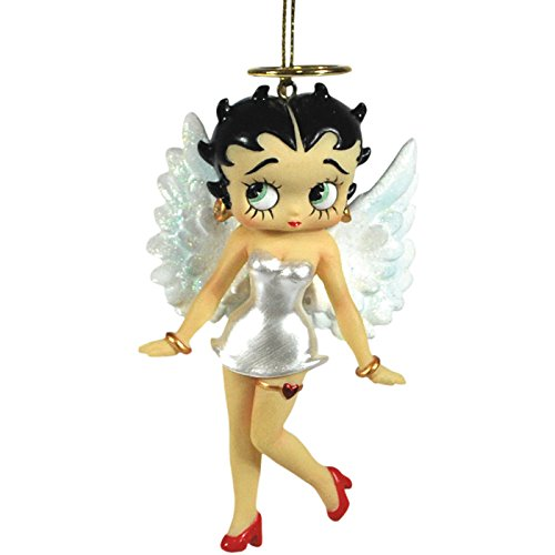 Betty Boop Angel Betty, Hanging Decoration, C&S Collectables: Amazon.co.uk:  Kitchen & Home - Betty Boop Angel Betty, Hanging Decoration, C&S Collectables: Amazon