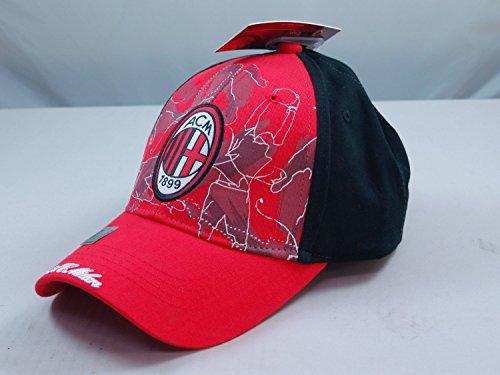 RHINOXGROUP AC Milan Official Team Logo Cap/HAT - ACM002