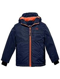 Wantdo Boy's Thick Mountain Jacket Hooded Outwear