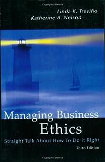 MANAGING BUSINESS ETHICS TREVINO EPUB