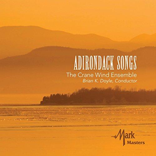 Adirondack Songs: No. 1, Morning at Mirror - Mirror Lake Adirondacks