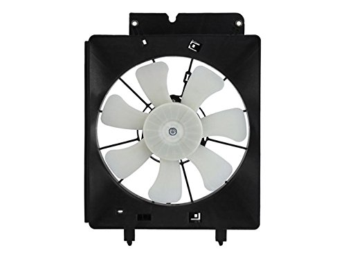 Sunbelt AC Condenser Fan Assembly For Honda CR-V Element HO3113116 Drop in Fitment