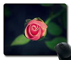 Design Pink Delight Mouse Pad Desktop Laptop Mousepads Comfortable Office Mouse Pad Mat Cute Gaming Mouse Pad by runtopwell