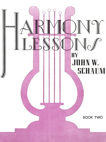 Download John W. Schaum / Harmony Lessons / Book 2 PDF