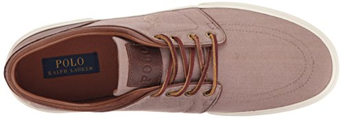 Polo Ralph Lauren Mænds Faxon Lav Sneaker Khaki / Tan YtObGuy
