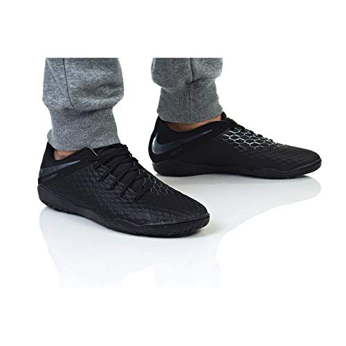 Adulte Noir IC Mixte 3 Fitness Chaussures 001 de Hypervenom Academy Black Black Nike qwW1BOUO