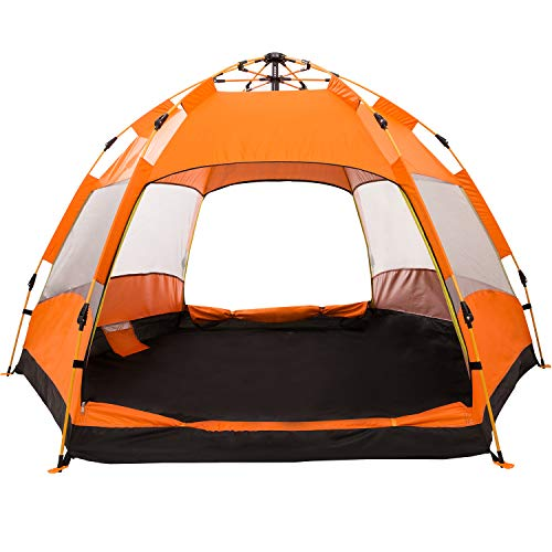 XINQIU-C&ing-Tent-for-Family-Instant-Automatic-Easy-  sc 1 st  Discount Tents Nova & XINQIU Camping Tent for Family Instant Automatic Easy Set Up Tents ...