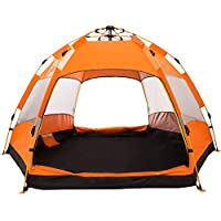 XINQIU Camping Tent for Family Instant Automatic Easy Set...
