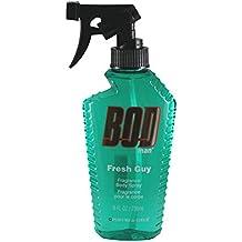 PARFUMS DE COEUR Bod Man Fresh Guy For Men Fragrance Body Spray, 8 oz