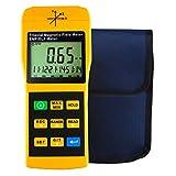 Tri-Axis ELF/EMF Digital Magnetic Field Strength Meter 30Hz to 2000Hz Extremely Low Frequency (X, Y, Z) Sensor Gaussmeter Power Meter Tester