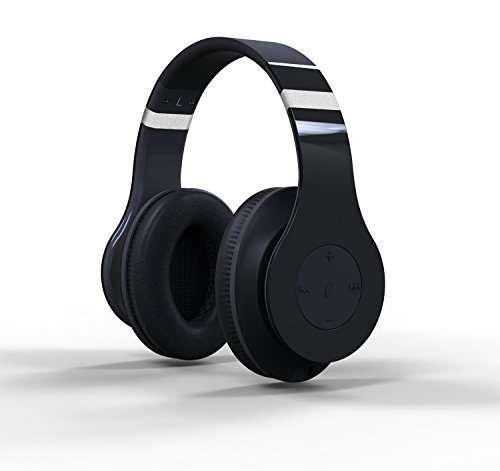 Fuji Labs Wireless HD2000 Professional Stereo Headphones (Black) by Fuji Labs