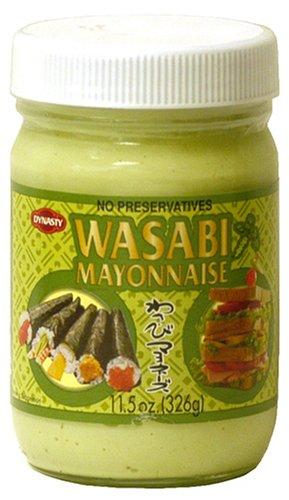 Dynasty Wasabi Mayonnaise, 11.5-Ounce Jars (Pack of 3)