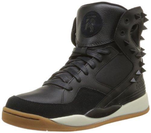 black keys A rbk Brass Noir Sneaker schwarz sandtrap Court Reebok Nero Donna x8qw7F58vn