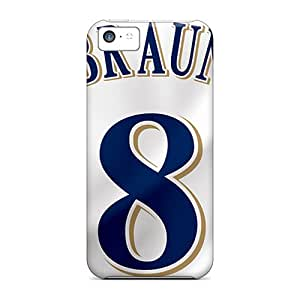 JessePhoneacc Case Cover For Iphone 5c - Retailer Packaging Player Jerseys Protective Case