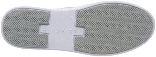 Bugatti Damen 421407616900 Slipper Beige (Beige/ Gold)