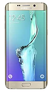Samsung Galaxy S6 Edge+ G928A 32GB Unlocked GSM Quad-Core 4G LTE Smartphone w/ 16MP Camera - Gold Platinum