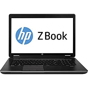 HP K8D88US ZBook 17 17.3 inch LED Notebook - Intel Core i7 Extreme i7-4940MX 3.10 GHz - Graphite - 32 GB RAM - 1 TB HDD - Windows 7 Professional 64-bit - Bluetooth - English (US) Keyboard