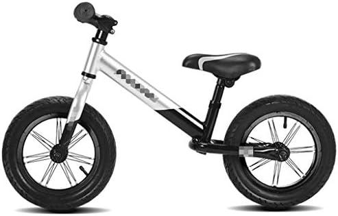 Bicicleta Sin Pedales Ultraligera Bicicleta infantil de Equilibrio para niños Aprendizaje seguro Bicicleta de entrenamiento ligera No-Pedal Correr Andar en bicicleta Asiento ajustable Niños pequeños R: Amazon.es: Hogar