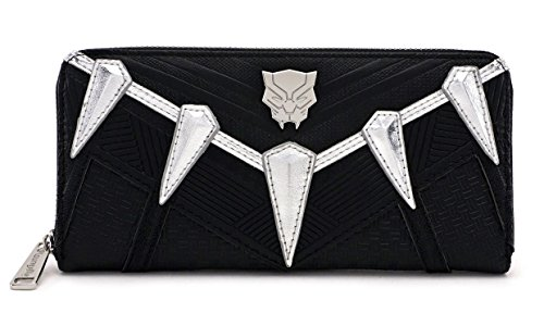 School Panthers Accessories - Loungefly Marvel Black Panther Wallet