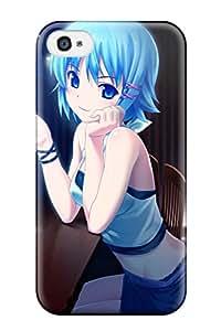 Paul Jason Evans's Shop indoors blue bar wine shortgame Anime Pop Culture Hard Plastic iPhone 4/4s cases