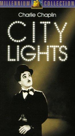 City Lights [VHS] Charles Chaplin