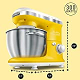 Sencor 6 Speed Stand Mixer with Pouring Shield
