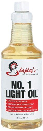 Shapley's No.1 Light Oil by Shapley's