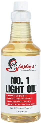 Shapley's No.1 Light Oil