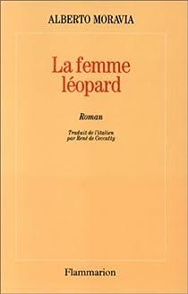 La femme léopard par Moravia