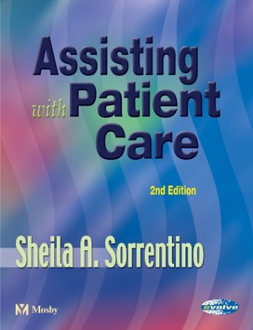 Assisting with Patient Care, 2e by Brand: Mosby