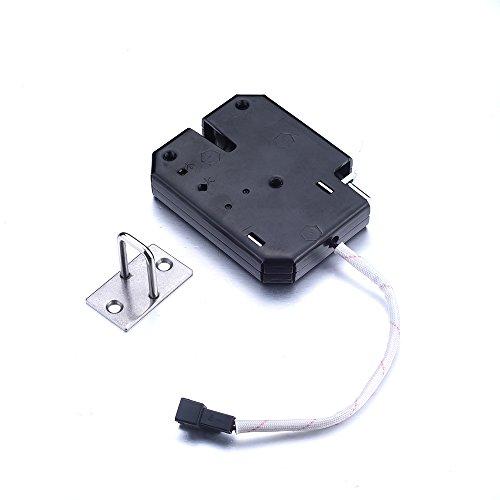 Atoplee DC 12V Intelligent Electric Door Lock for File Cabinet Door